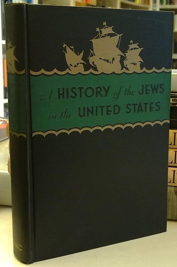 Levinger Lee J. Rabbi: A History of the Jews in the United States