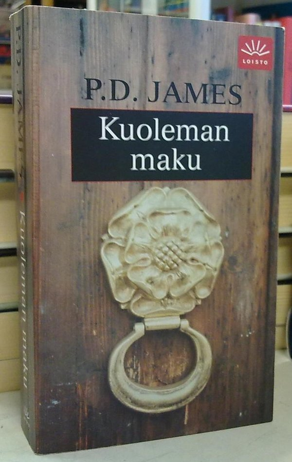 James P.D.: Kuoleman maku