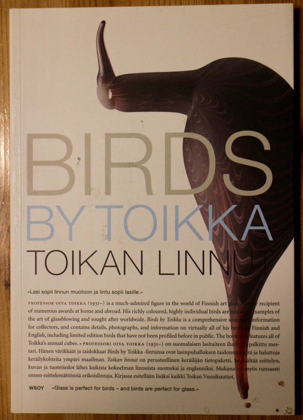 Birds by Toikka - Toikan linnut